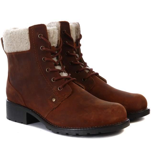 Ботинки женские Clarks Orinoco Dusk, коричневый