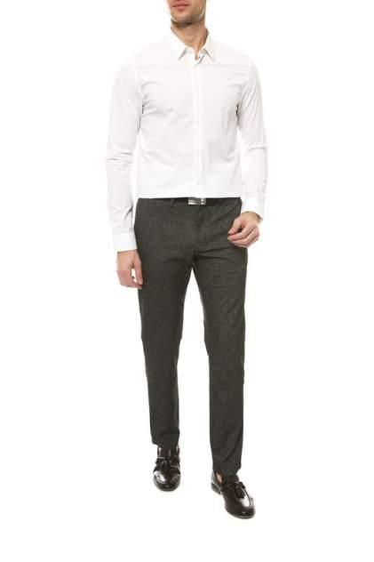 Классические брюки мужские Tommy Hilfiger MW0MW11774 серые 32-32