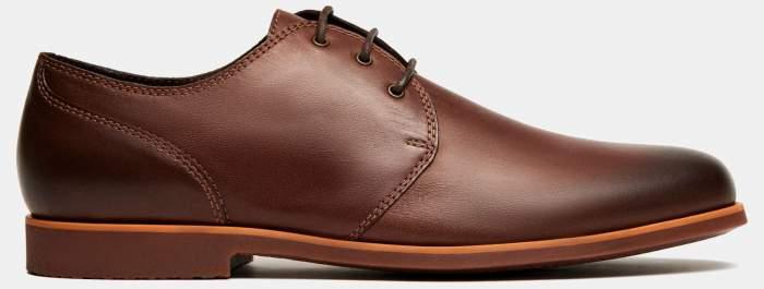 Туфли мужские Ralf Ringer 41105 коричневые 46 RU