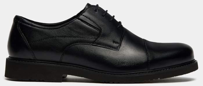 Туфли мужские Ralf Ringer 98101 черные 43 RU
