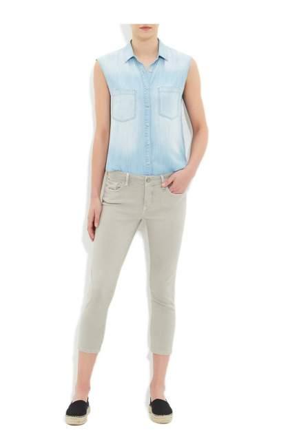Рубашка женская Mavi 120997-19736 синяя XL