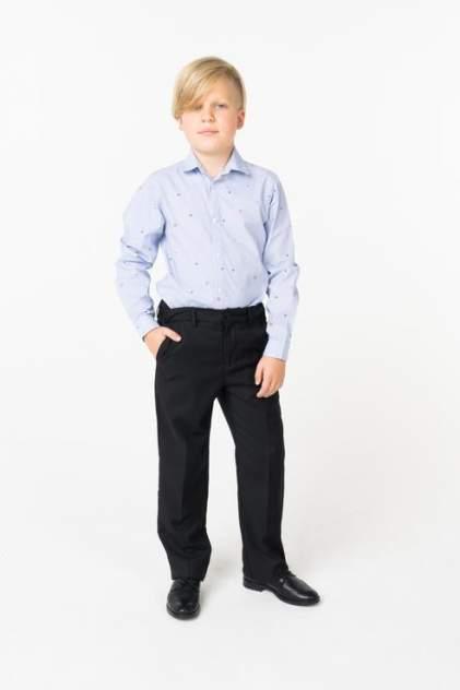 Брюки для мальчика PlayToday, цв.чeрный, р-р 146