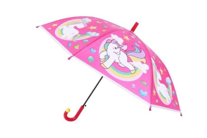 Зонт Bradex Единорог, розовый