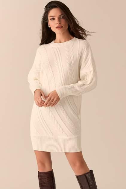Повседневное платье женское LOVE REPUBLIC 451345578 белое S