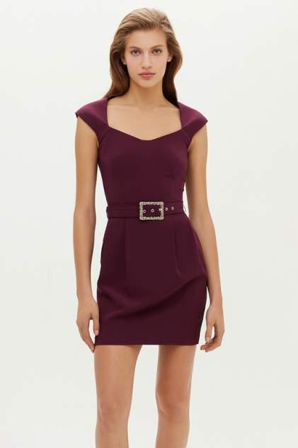 Повседневное платье женское LOVE REPUBLIC 452201564 фиолетовое 42