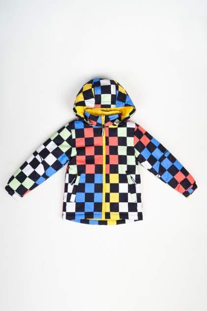 Куртка Crockid ВК 30080/н/2 ГР цв.мультиколор р.98