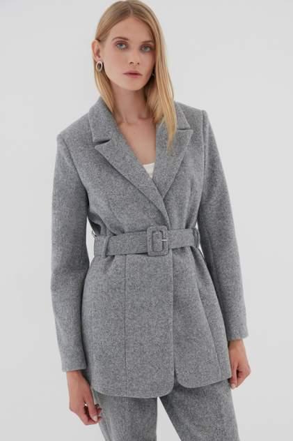 Жакет женский ZARINA 420207607 серый 100