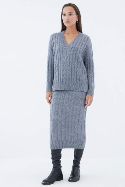 Женская юбка ZARINA 0421624200, серый