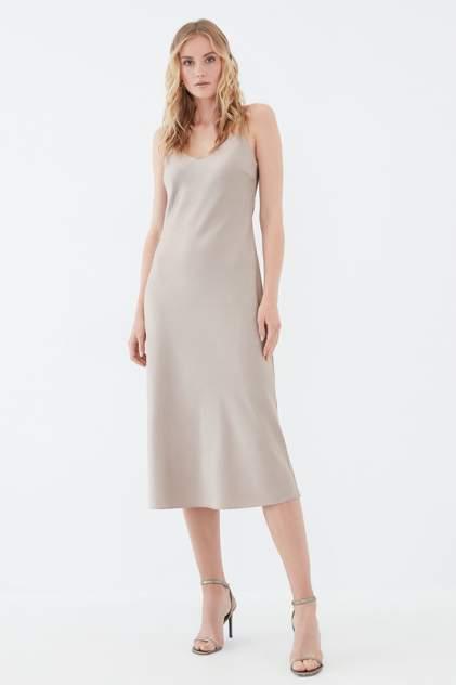Женское платье ZARINA 0422000502, бежевый