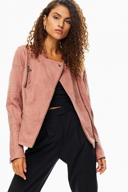 Куртка женская ONLY 15102997 розовая 34 EU