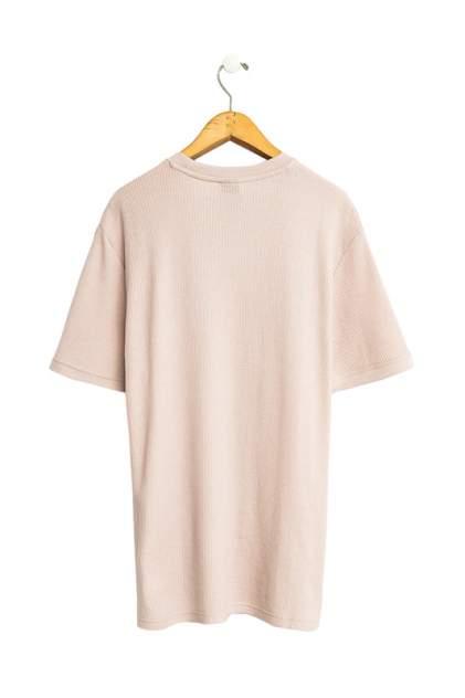 Футболка мужская befree 39715405 розовая XL