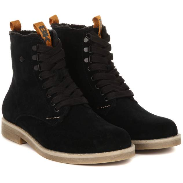 Мужские ботинки British Knights RION B42-4113, черный