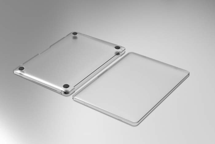 Чехол накладка пластиковая WIWU iSHIELD Hard Shell для Macbook Air 13 2020 White frosted