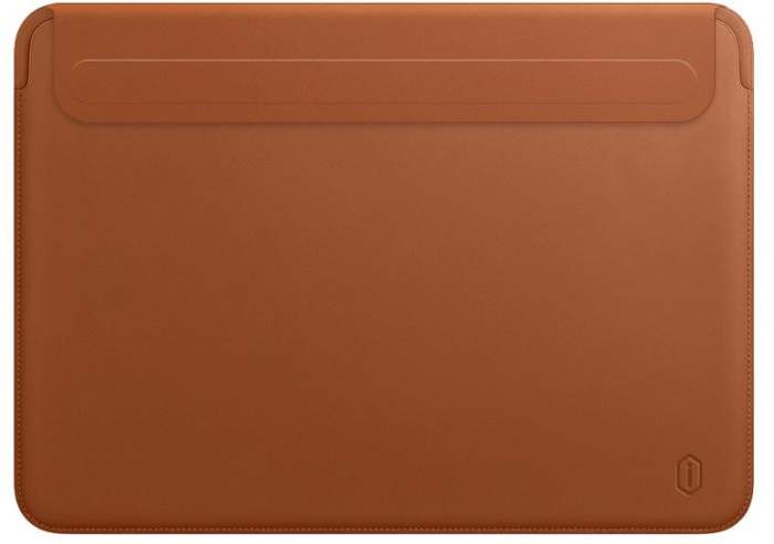 "Чехол WIWU Skin New Pro 2 Leather Sleeve 13,3"" для MacBook Air 13 Brown"