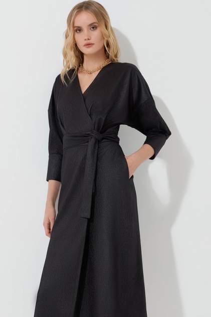 Повседневное платье женское ZARINA 422521521 черное 84