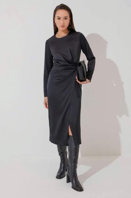 Вечернее платье женское ZARINA 422028528 черное 80