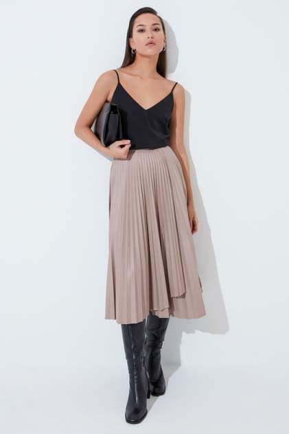 Женская юбка ZARINA 0422202200, бежевый