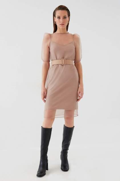 Женское платье ZARINA 0422029569, бежевый