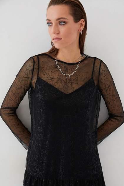 Вечернее платье женское ZARINA 422038538 серое 96