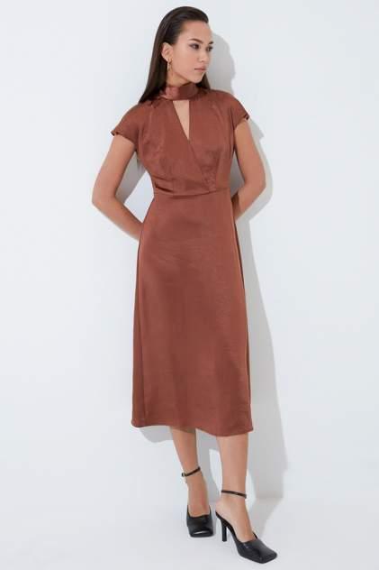 Женское платье ZARINA 0422009559, коричневый
