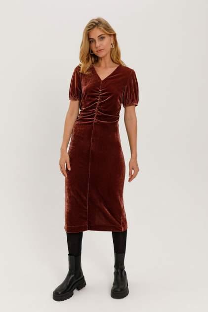 Женское платье Sela 08120107290, розовый