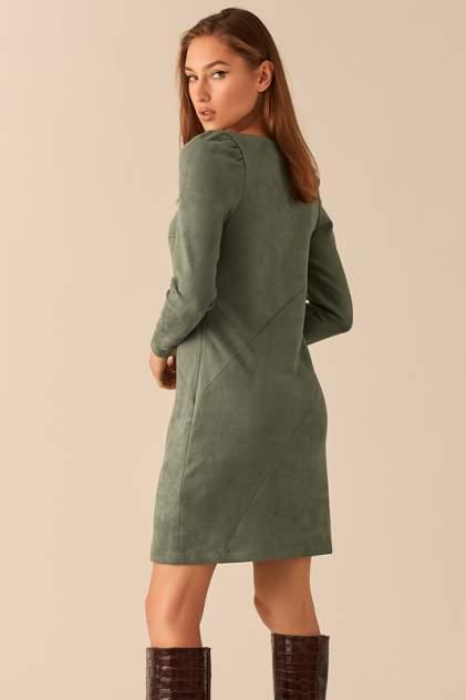 Повседневное платье женское LOVE REPUBLIC 451112552 зеленое 40-170