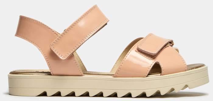 Женские сандалии Ralf Ringer 690007, розовый