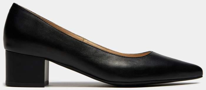 Туфли женские Ralf Ringer 697101ЧН черные 36 RU