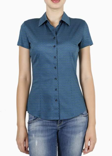Женская рубашка DELFIN GD30300114, голубой