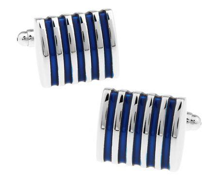 Запонки мужские 2beMan ZP125 разноцветные