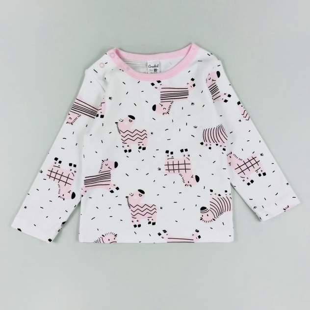 Комплект одежды Crockid Веселые зебры р.86