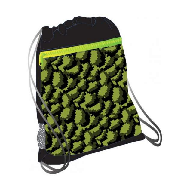 Мешок для обуви Belmil Green Cubic