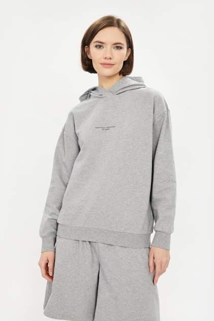 Худи Baon B111004, серый