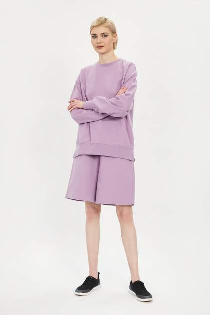 Спортивные шорты женские Baon B321003 розовые M