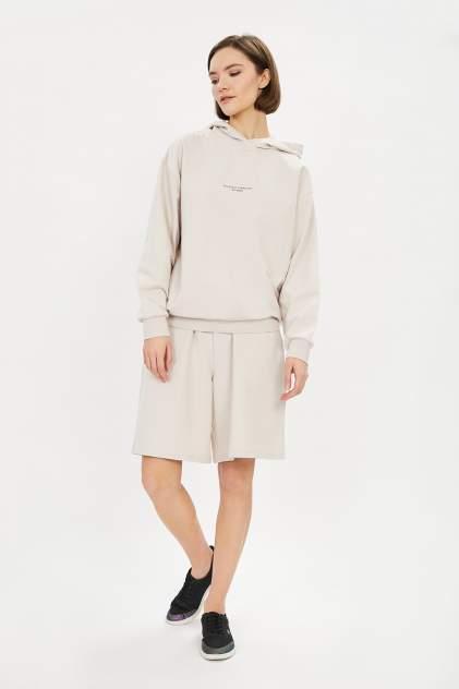 Спортивные шорты женские Baon B321003 бежевые XXL