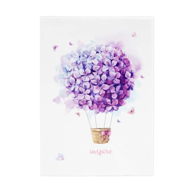 Обложка для паспорта унисекс Kawaii Factory Цветочный шар