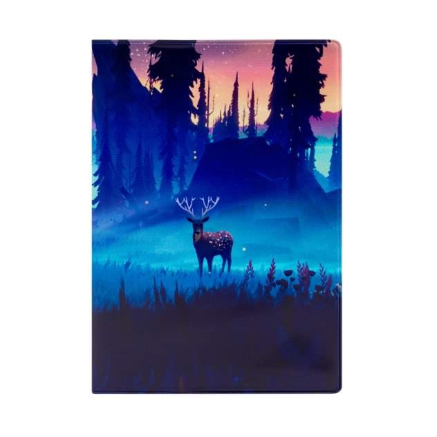 Обложка для паспорта унисекс Kawaii Factory Волшебный лес