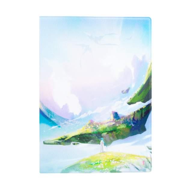 Обложка для паспорта унисекс Kawaii Factory Сказочный небосвод