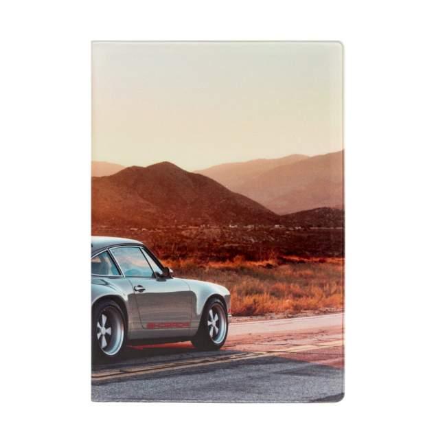 Обложка для автодокументов унисекс Kawaii Factory Porsche grey