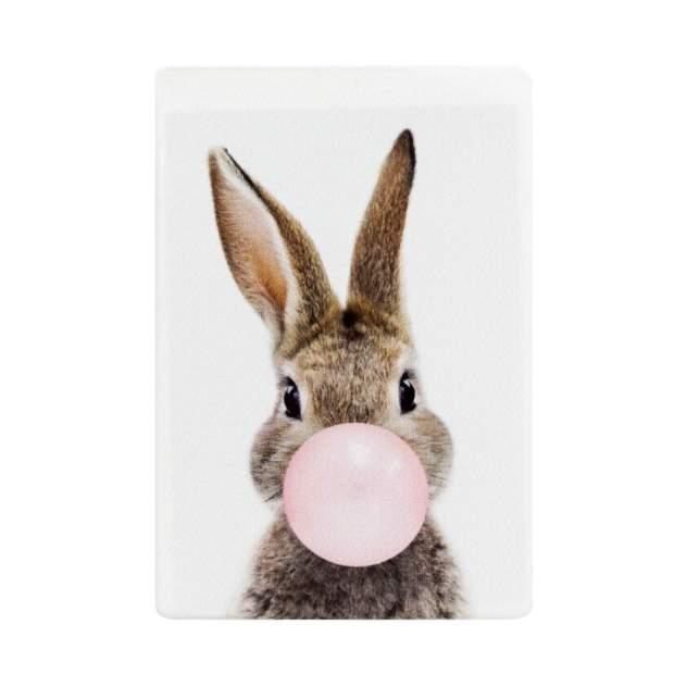 Обложка для проездного унисекс Kawaii Factory Кролик