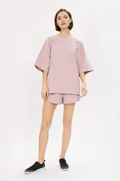 Спортивные шорты женские Baon B321004 розовые S