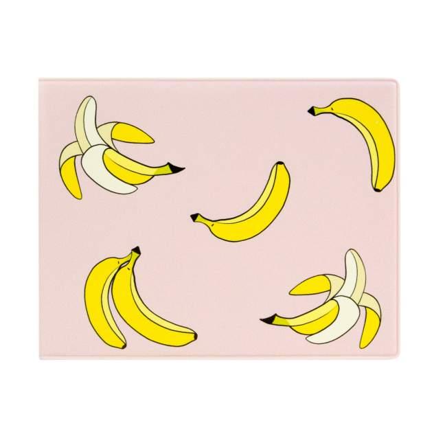 Обложка для студенческого унисекс Kawaii Factory Банановая