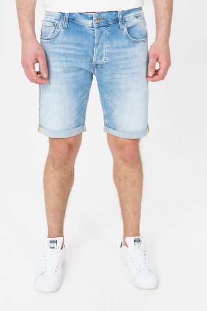 Джинсовые шорты мужские Jack & Jones 12171897 синие 46