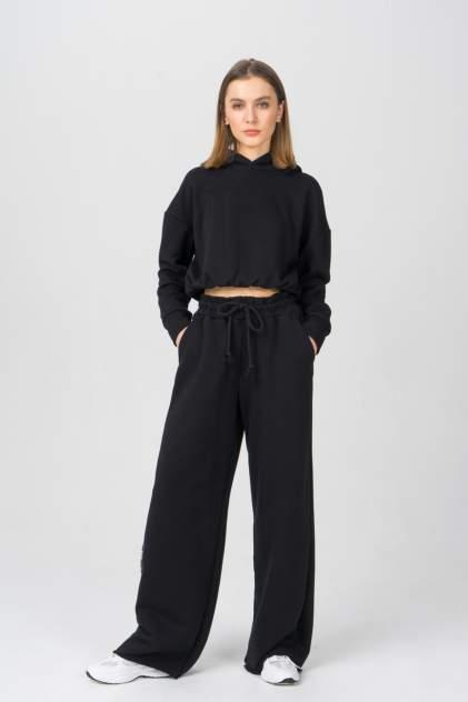 Женские спортивные брюки LA URBA PERSON BLC-058, черный