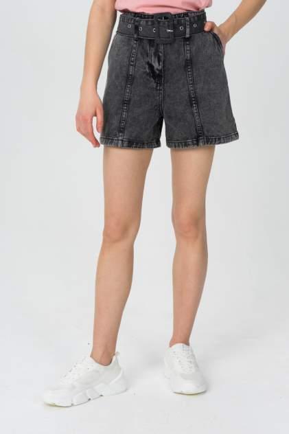 Джинсовые шорты женские Tom Farr T4F W2953.55 серые 26
