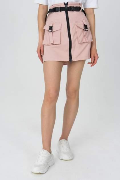 Женская юбка Tom Farr T4F W2967.99, розовый
