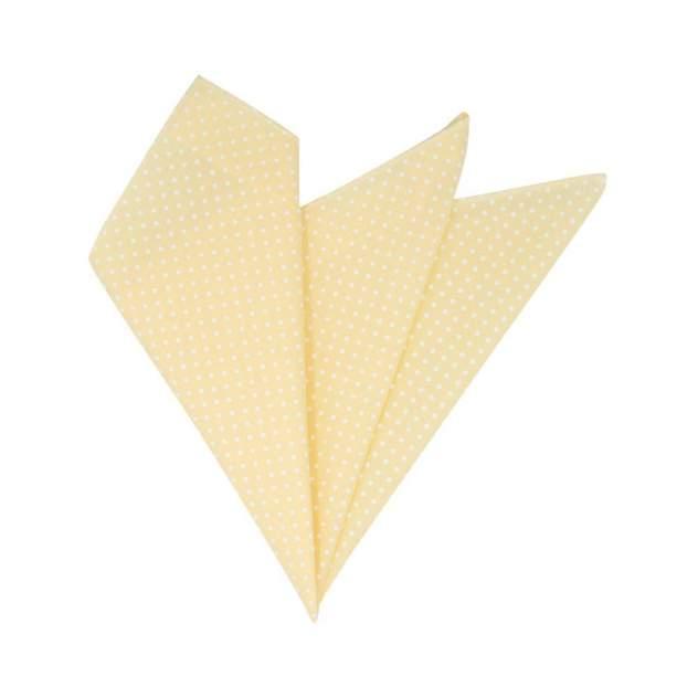 Нагрудный платок мужской OTOKODESIGN 51820 желтый