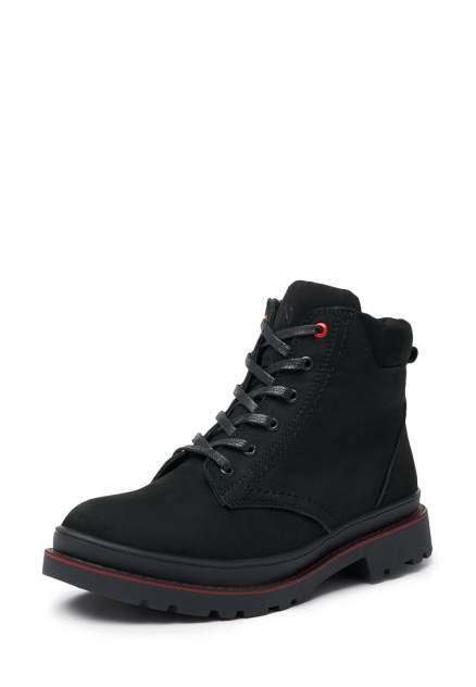 Ботинки женские Alessio Nesca KZ-768, черный