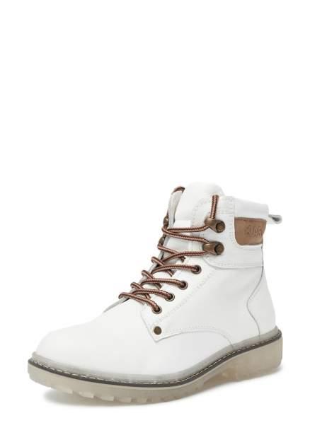 Ботинки женские Kari 1KZ-755-204, белый