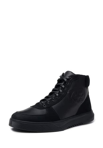Мужские ботинки Kari 1KZ-411-201, черный